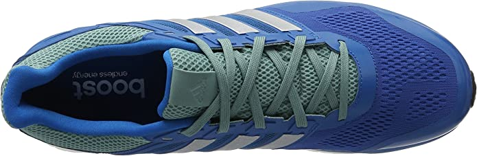 adidas Supernova Glide 8, Zapatillas de Running para Hombre, Azul (Unity Blue/Silver Metallic/Vapour Steel), 49 1/3 EU: Amazon.es: Zapatos y complementos