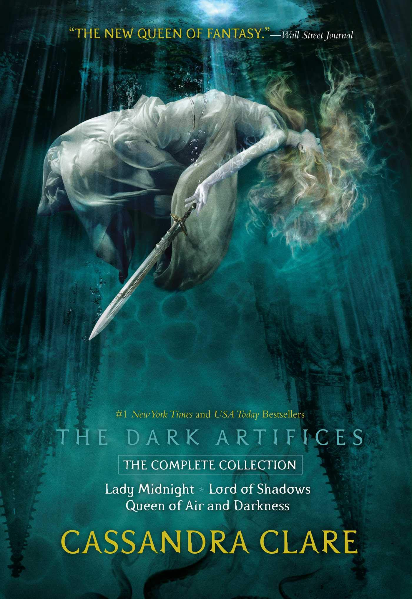 The Dark Artifices, the Complete Collection: Lady Midnight; Lord of Shadows; Queen of Air and Darkness by Margaret K. McElderry Books