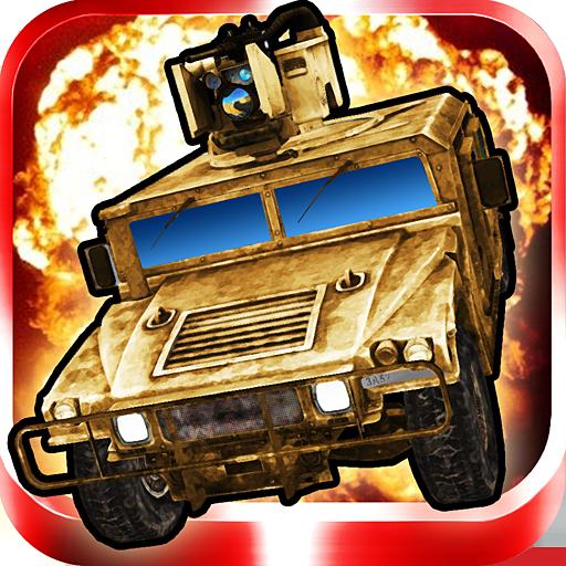 Military Driver - Everyday - Racing Camo