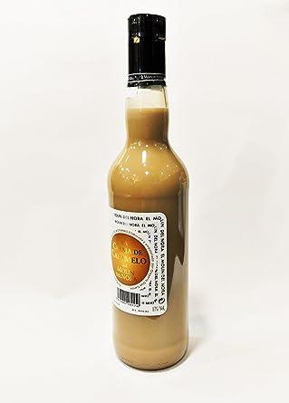 Crema de Caramelo - El Molín del Nora - Botella de 70 cl - Licor Artesano