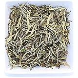 Tealyra - Premium White Silver Needle Tea - Bai Hao Yinzhen - Organically Grown in Fujian China - Superior Chinese Silver Tip