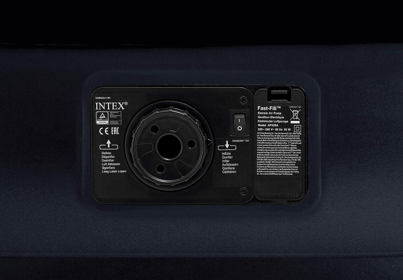 Intex 64122 - Colchón hinchable Dura-Beam Standard Pillow Rest 99 ...