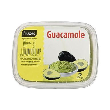 Frudel Guacamole Suave - 200 gr