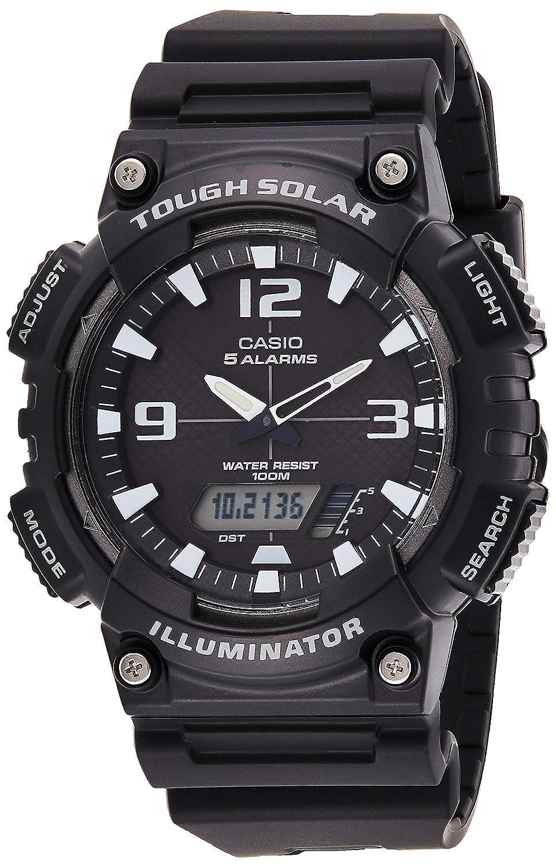 Sports Solar Combination Watch - Casio