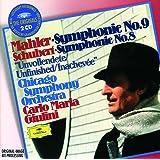 """Mahler: Symphony No.9 / Schubert: Symphony No.8 """"Unfinished"""" (2 CDs)"""