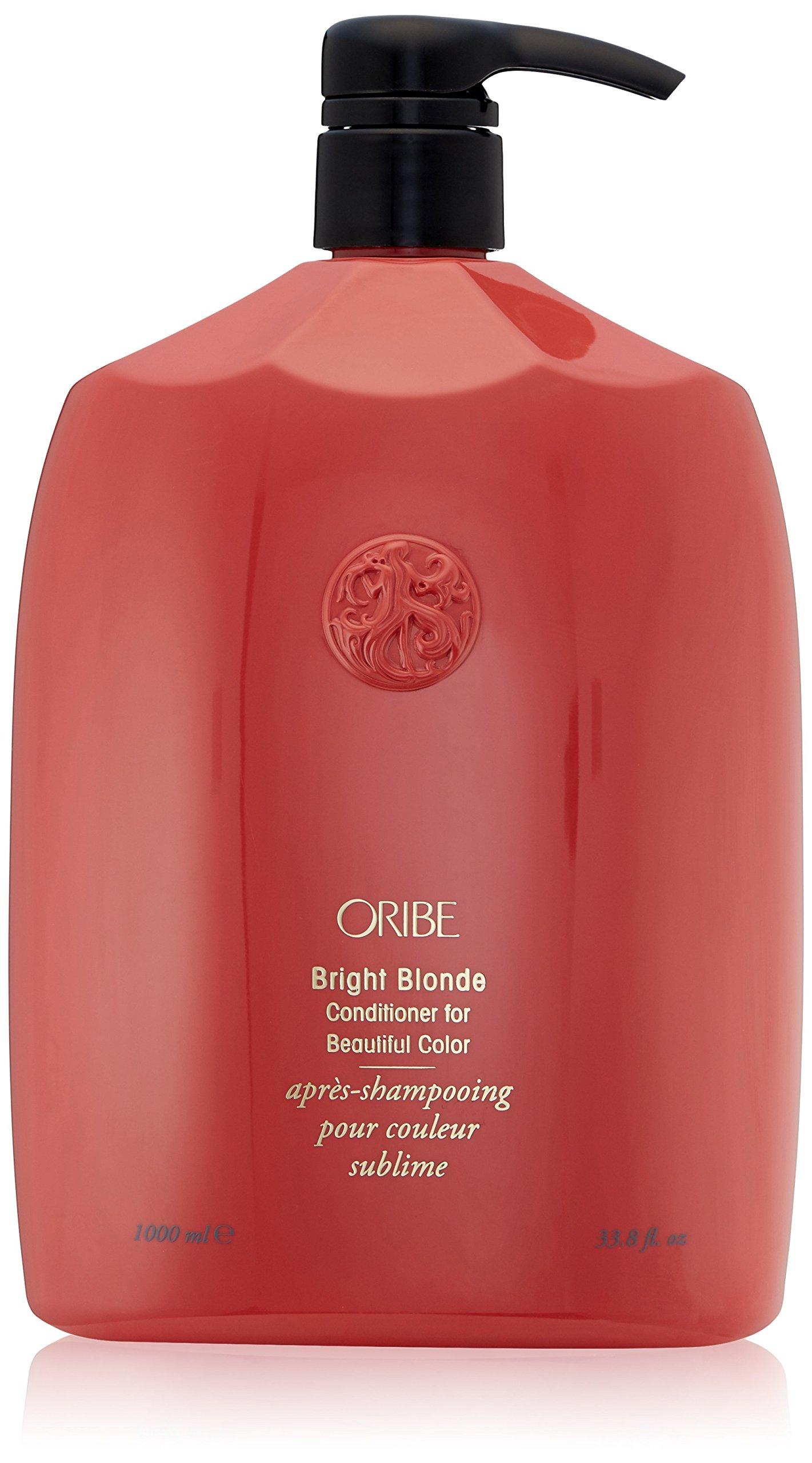 AmazonUsluxury ORIBE Bright Blonde Conditioner for Beautiful Color, 33.8 Fl Oz