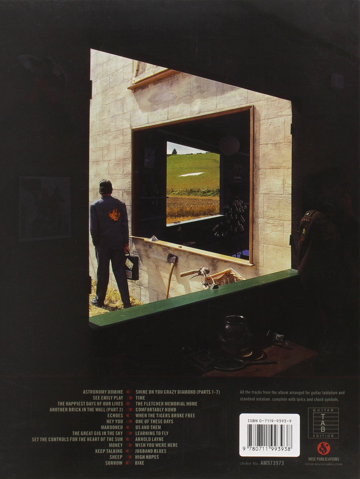 Pink Floyd Echoes Gte Pink Floyd 9780711993938 Amazon Books