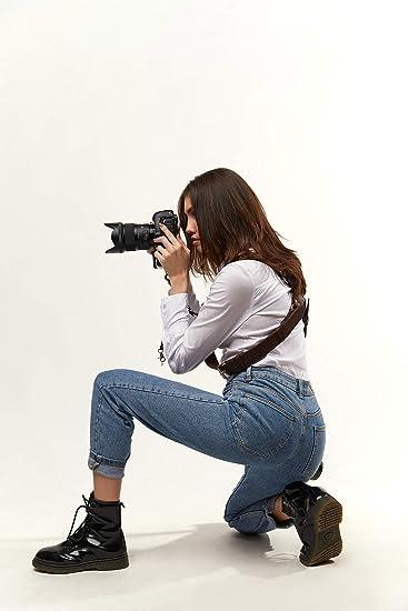 Coiro Kameragurt Zubehör Für Zwei Kameras Dual Kamera