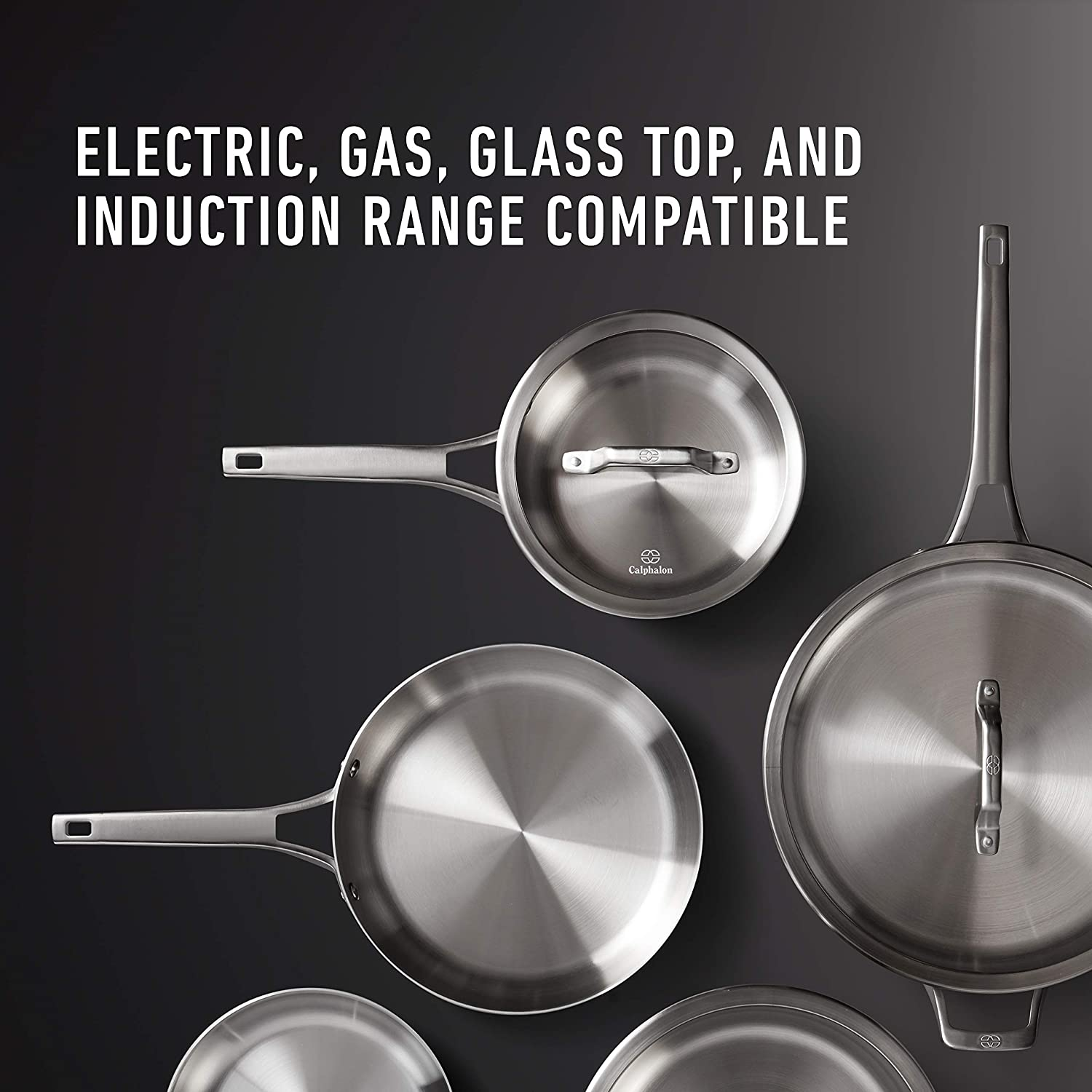 Calphalon the best cookware for gas stoves