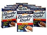 Breathe Right Nasal Strips, Extra, 10ct