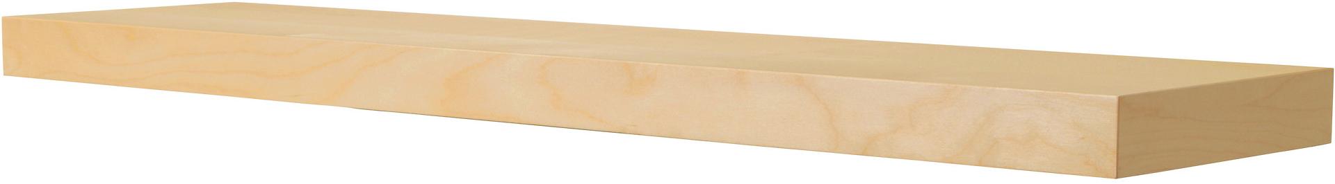 LACK Wall shelf - birch effect - IKEA