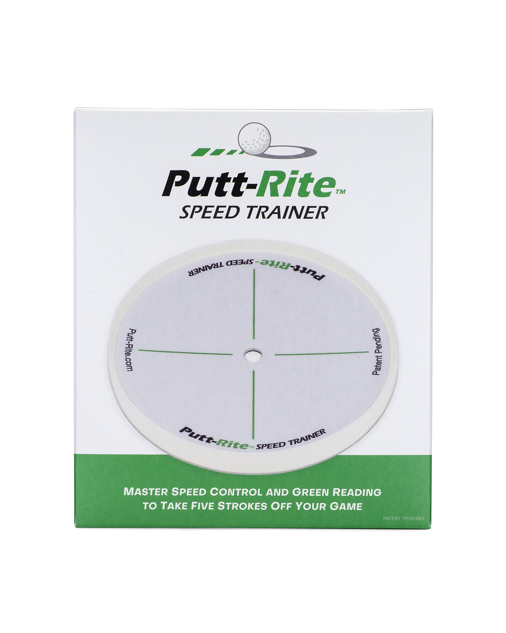 Putt-Rite Speed Trainer - Putting Training Aid to Perfect Putting Speed by Putt-Rite (Image #9)