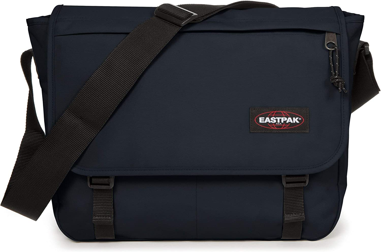 20 liters Bleu 38 cm Eastpak Delegate Sac bandouli/ère Humble Blue