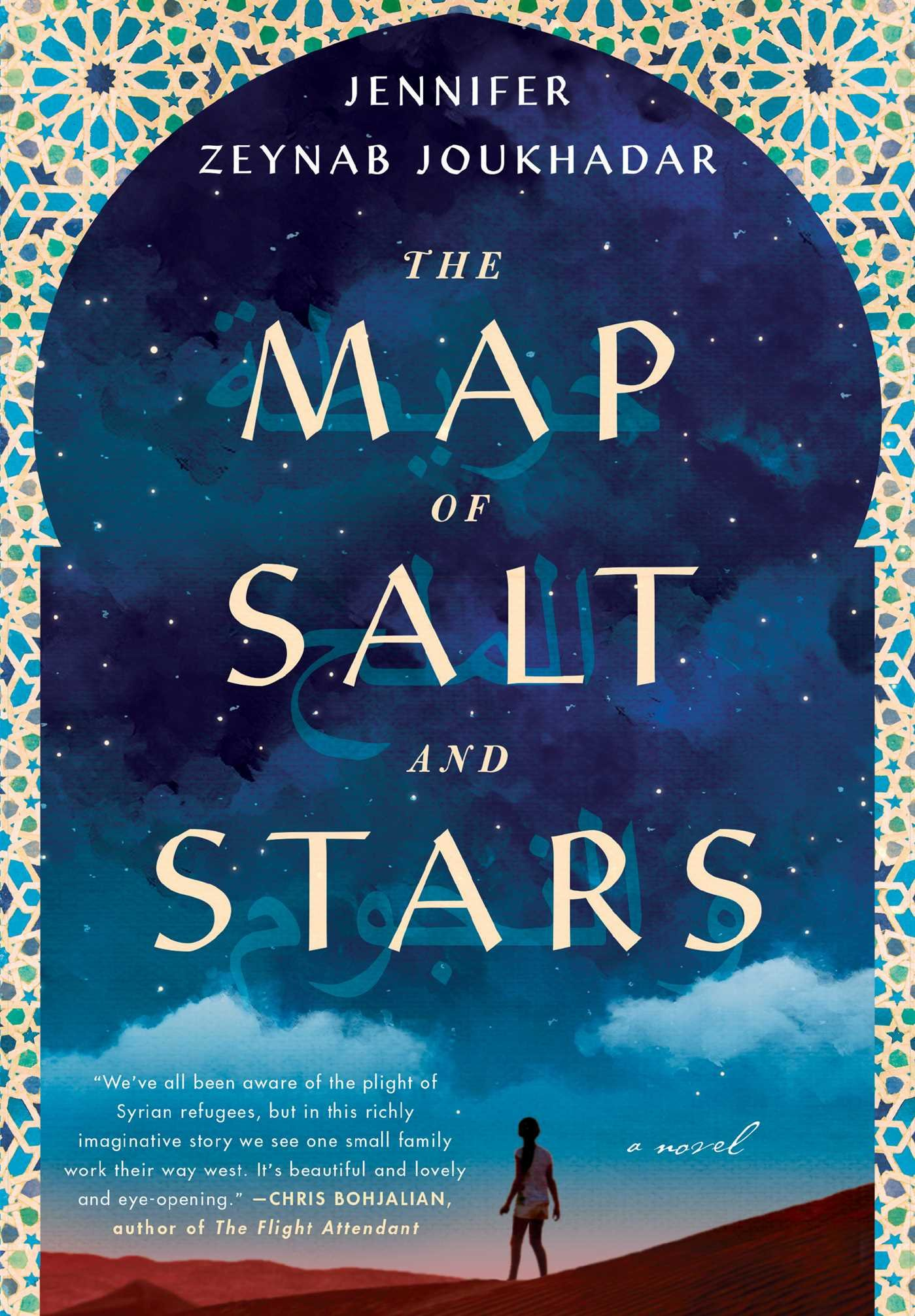 Image result for the map of salt and stars