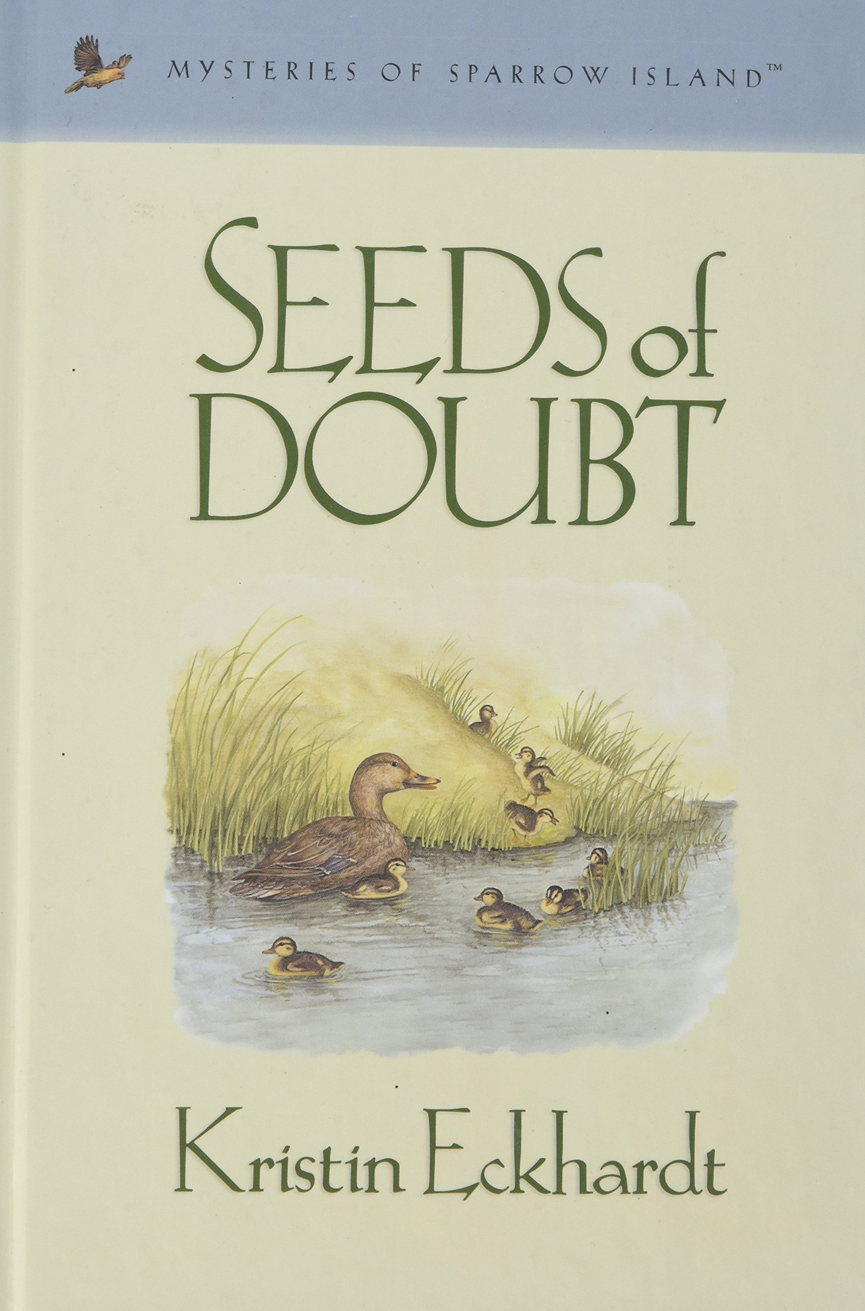 Seeds of Doubt (Mysteries of Sparrow Island #15) by Guideposts Books