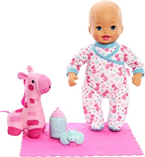 Amazon little mommy learn to ride doll toys games little mommy goodnight snuggles baby doll publicscrutiny Image collections