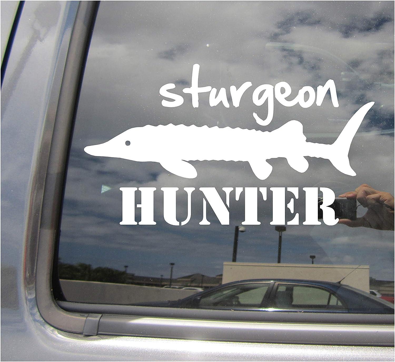 2 TROUT FISH FISHING right /& left color vinyl bumper decals stickers NO 923