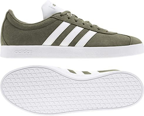 Chaussures adidas VL Court 2.0 Chaussures de Fitness Homme ...