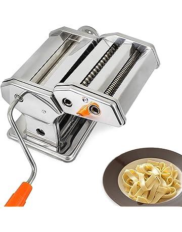 Todeco - Máquina de Pasta, Maquina para Hacer Pasta - Grosor del corte: 6