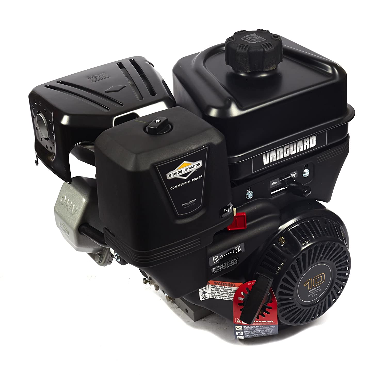 Gasoline Engine, 10 HP, Horizontal Shaft