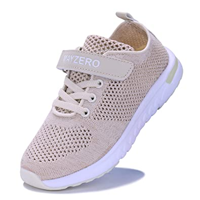 47502acdf73ec1 Amazon.com | Vivay Kids Girls Tennis Shoes Boys Breathable Lightweight  Running Sneakers for Little Kid/Big Kid | Sneakers