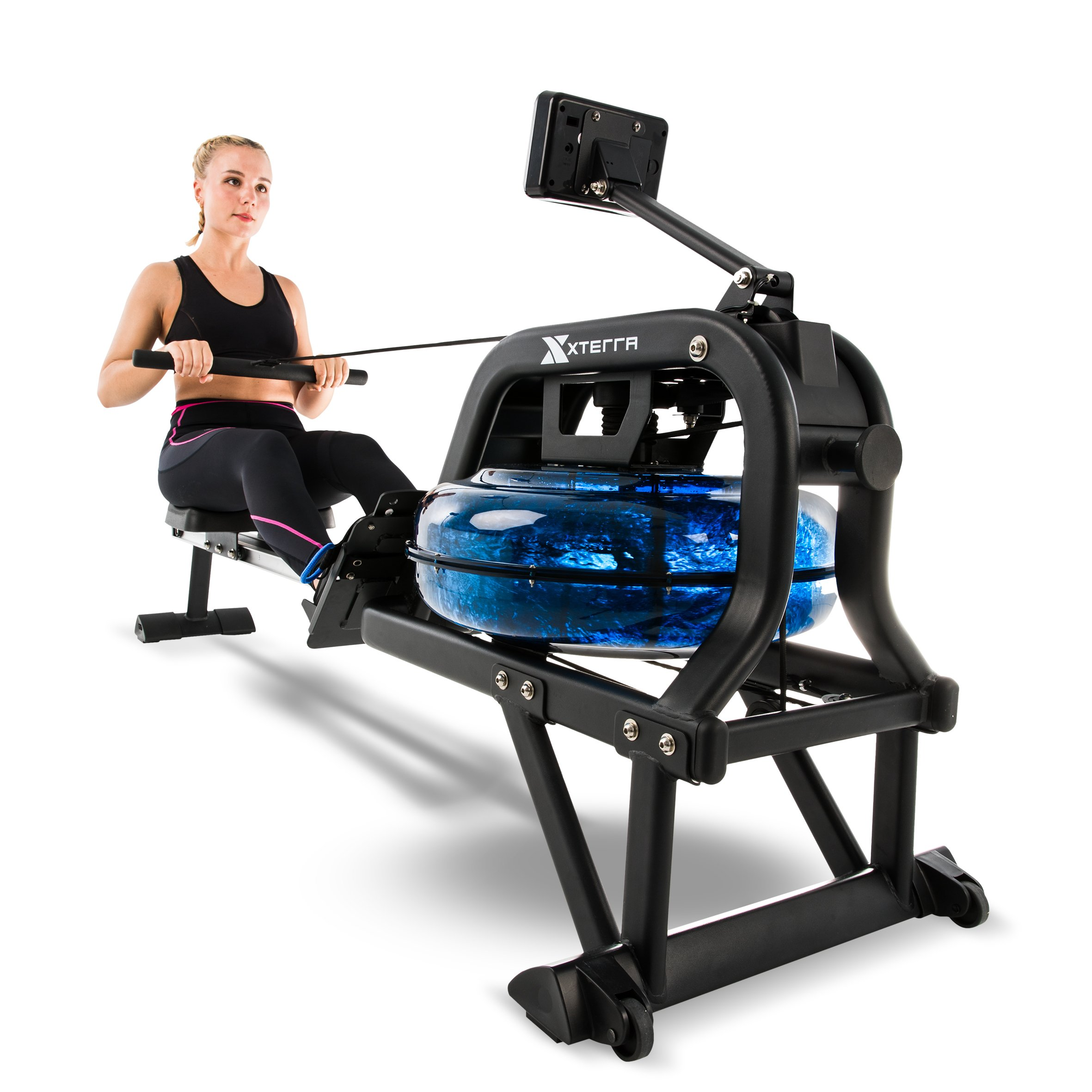 XTERRA Fitness ERG600W Water Rower by XTERRA Fitness (Image #12)