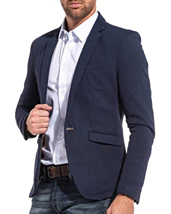 Veste de costume homme bleu