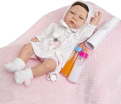 MARÍA JESÚS Bebe Reborn Muñecos Reborn ... - Amazon.es