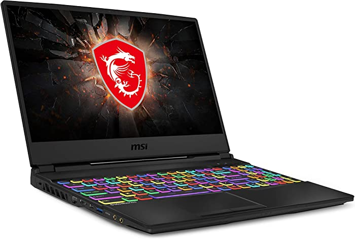 "MSI GL65 Leopard 10SFK-062 15.6"" FHD 144Hz 3ms Thin Bezel Gaming Laptop Intel Core i7-10750H RTX2070 16GB 512GB NVMe SSD Win 10"