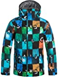 Quiksilver Herren Mission Printed Youth Winter Jacket