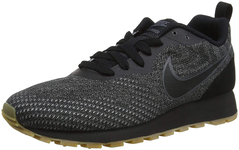 TALLA 39 EU. Nike Wmns MD Runner 2 Eng Mesh, Zapatillas de Deporte para Mujer
