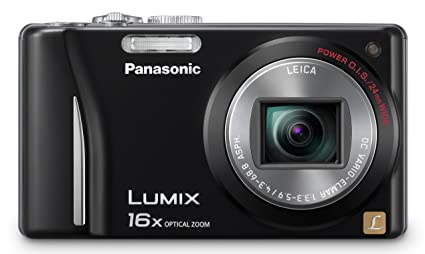 amazon com panasonic dmc zs9 14 1mp digital camera with 16x rh amazon com Panasonic DMC FX100 Software panasonic dmc-zs9 user manual