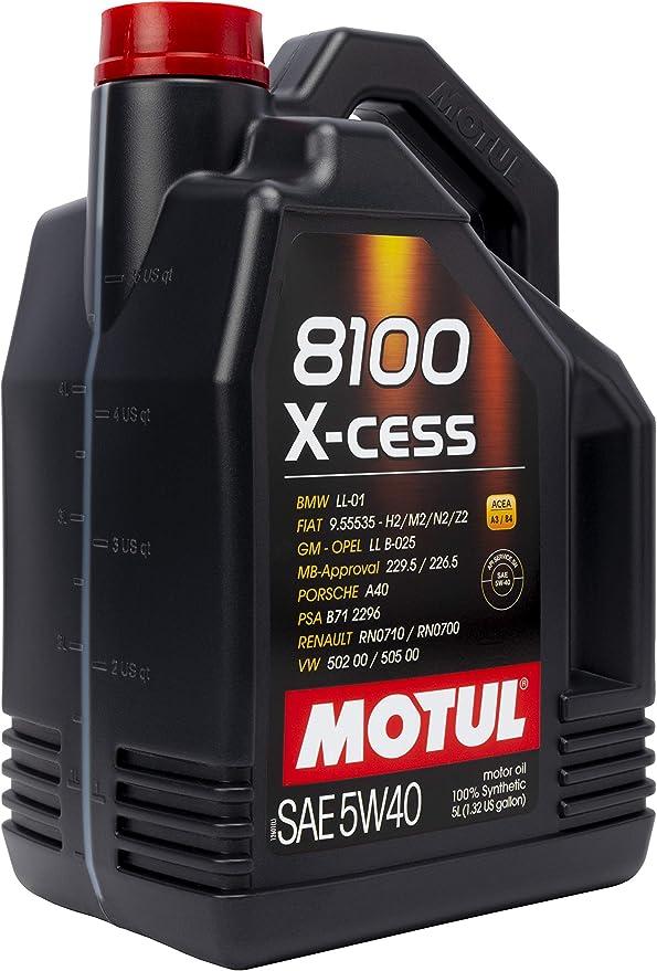 Motul Gasoline And Diesel Engine Oil