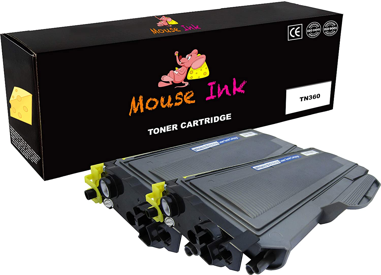 10PK For Brother MFC-7340 MFC-7345DN 7840W Black Ink Cartridge TN360 TN330 Toner
