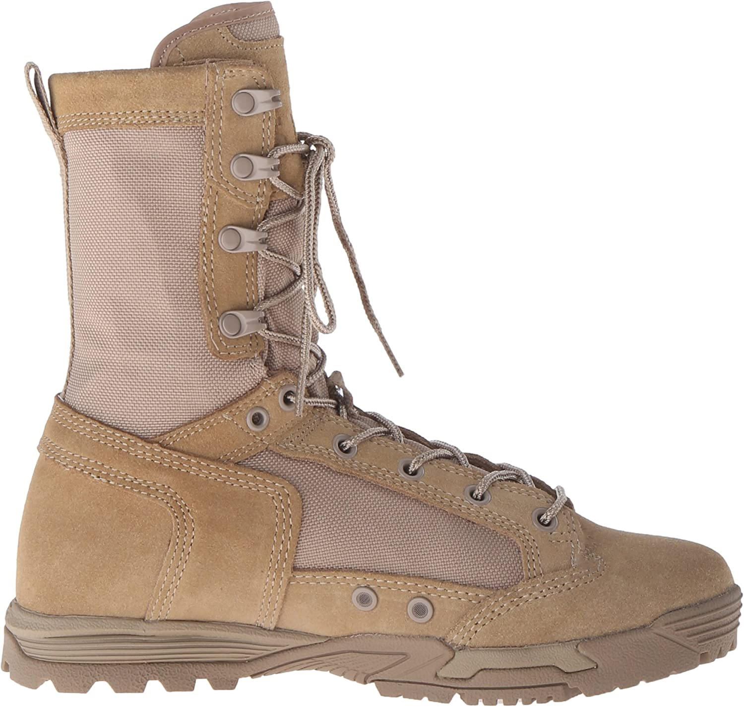 Style 12318 5.11 Tactical Mens Skyweight Side Zip Boot 100/% Full Grain Leather Ortholite Insole