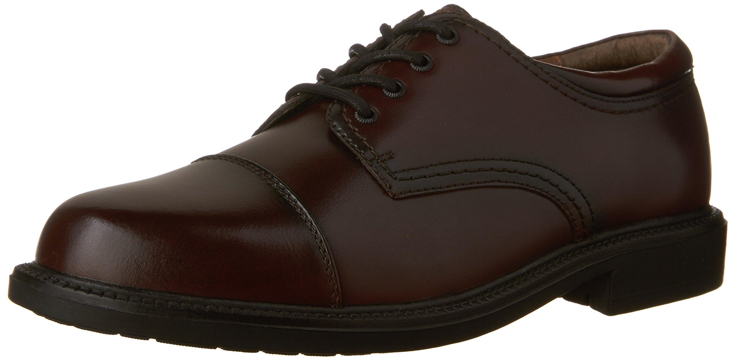 Dockers Men's Gordon Leather Oxford Dress Shoe,Cordovan,12 W US