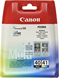 Canon PG-40/CL-41 Ink Cartridge (Multi-Pack)