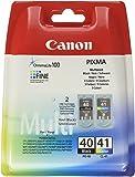 Canon PG-40 / CL-41 Multi pack 2 cartridges