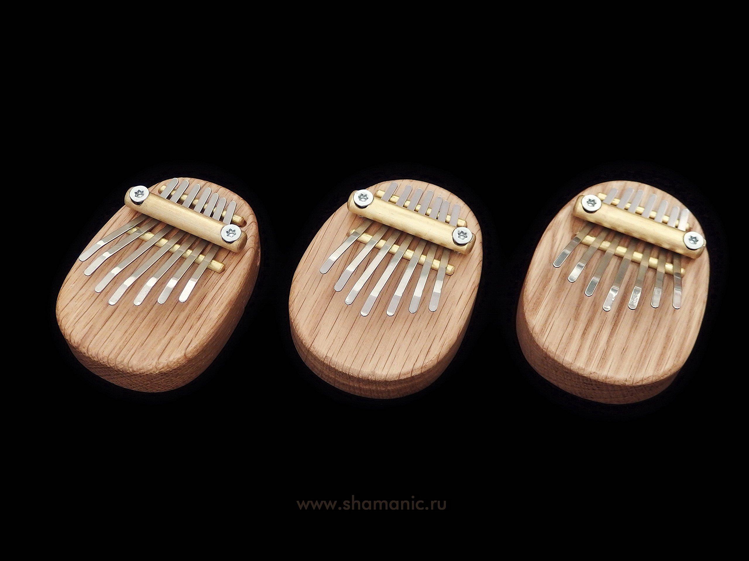 Kalimba Shamanic Mini (in case) Sansula Thumb Piano Great sound by Shamanicshop (Image #8)