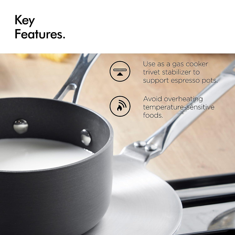 Amazon.com: VonShef - Difusores de calor para estufa ...