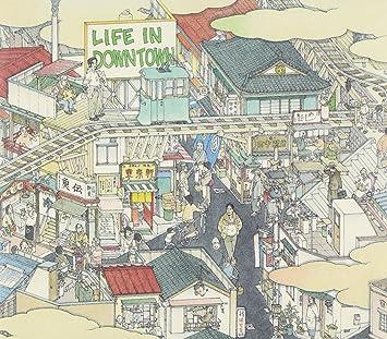 amazon life in downtown 初回生産限定盤 槇原敬之 kuro j pop