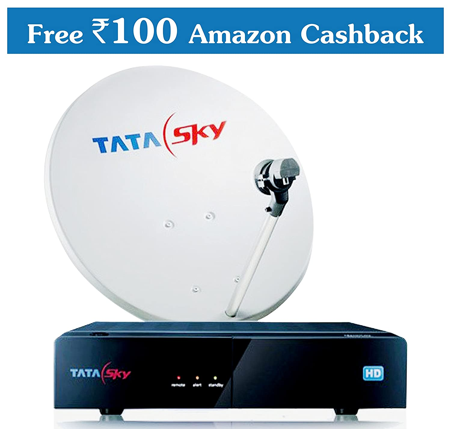 TATASKY HD Set Top Box