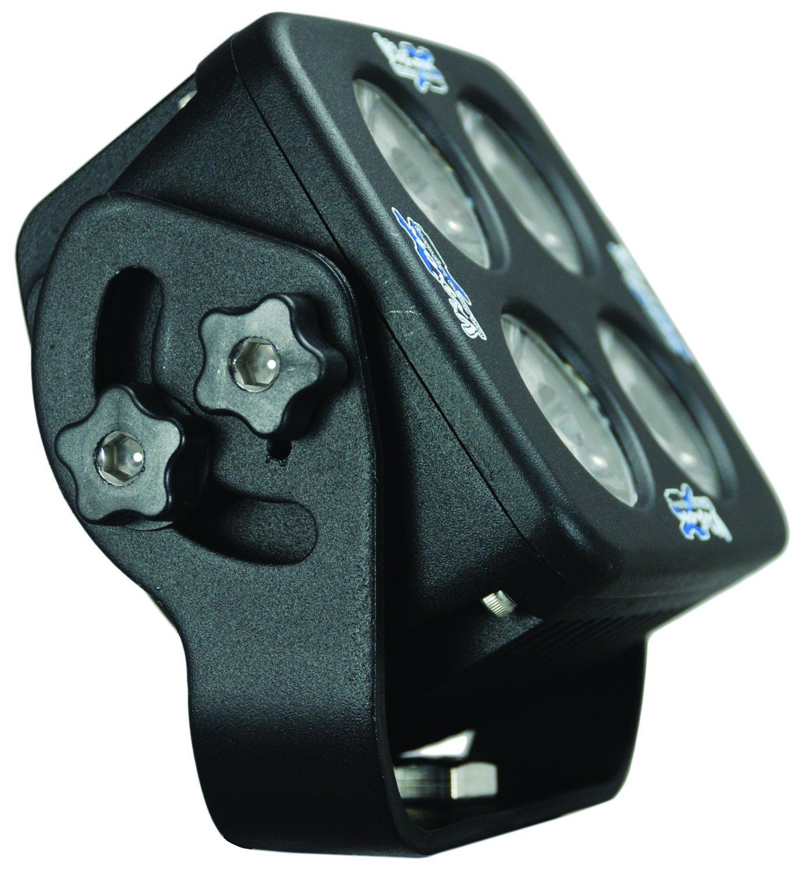 Vision X Lighting XIL-S4100 Solstice 4 Square LED Euro Beam Lamp