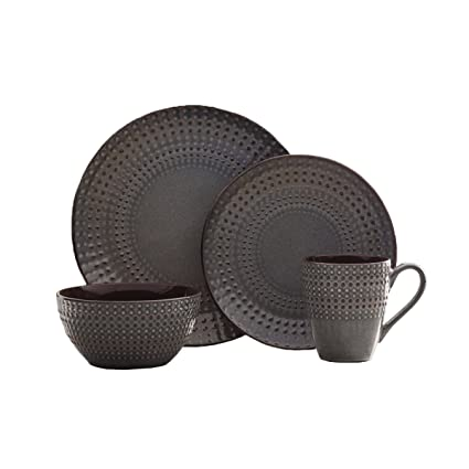 Pfaltzgraff Bria 16-Piece Dinnerware Set Service For 4  sc 1 st  Amazon.com & Amazon.com | Pfaltzgraff Bria 16-Piece Dinnerware Set Service For 4 ...