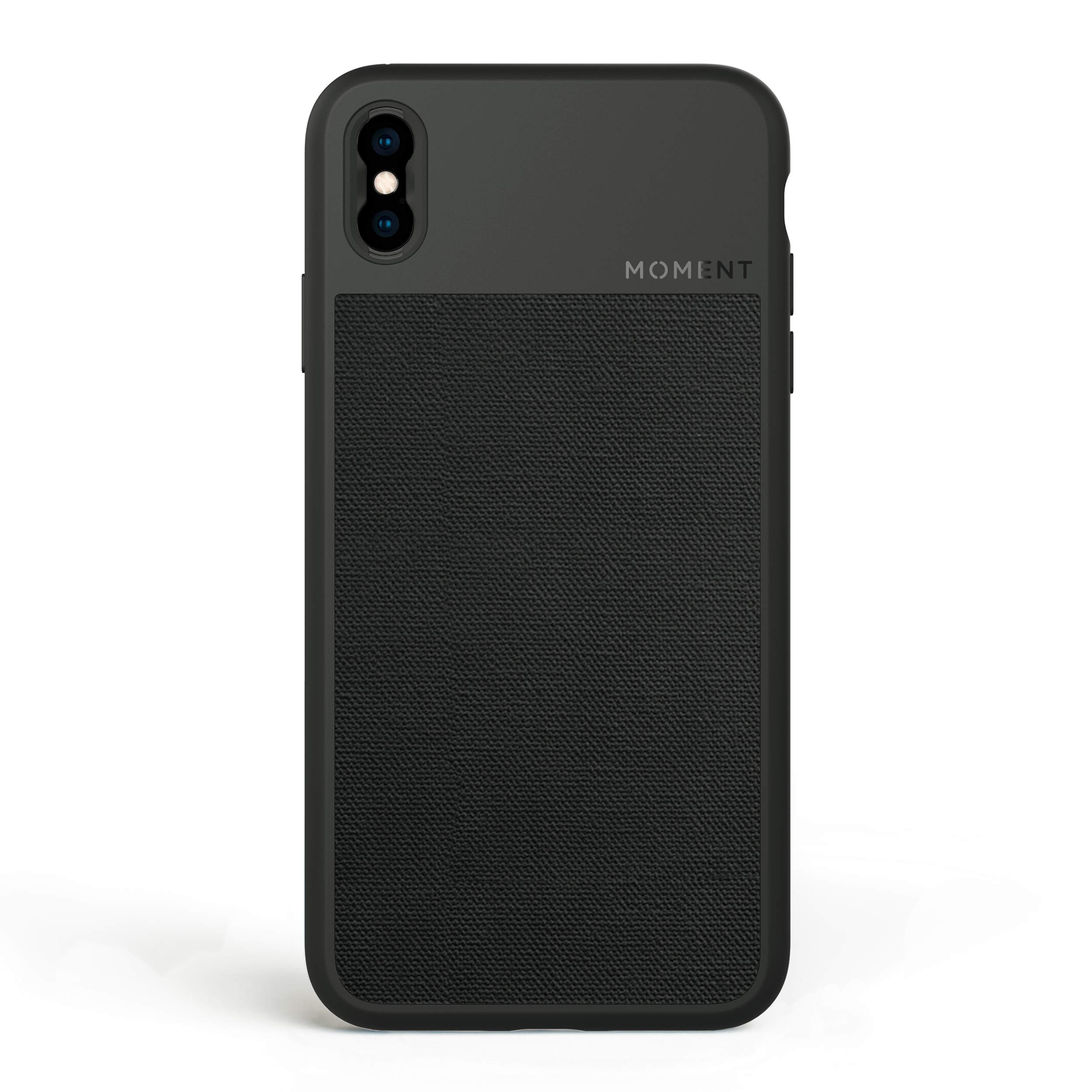 ویکالا · خرید  اصل اورجینال · خرید از آمازون · Moment iPhone Xs Case Photo Case in Black Canvas - Thin, Protective, Wrist Strap Friendly case for Camera Lovers. wekala · ویکالا