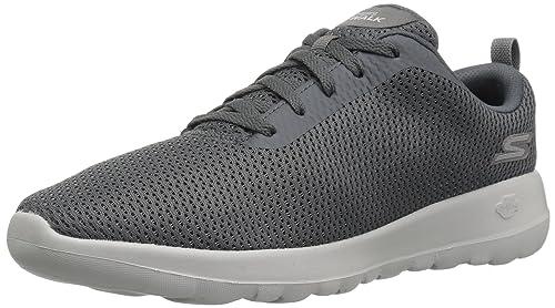 abf97d6233b Skechers Go Walk Joy-Paradise, Zapatillas para Mujer, Gris (Charcoal), 35  EU: Amazon.es: Zapatos y complementos