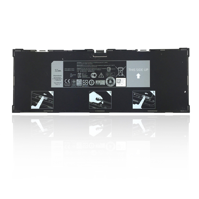 Bateria Para Dell Venue 11 Pro 5130 5130-9356 Ultrabook/Tabl