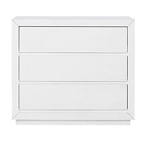 Evolur Maddox 3 Drawer Chest