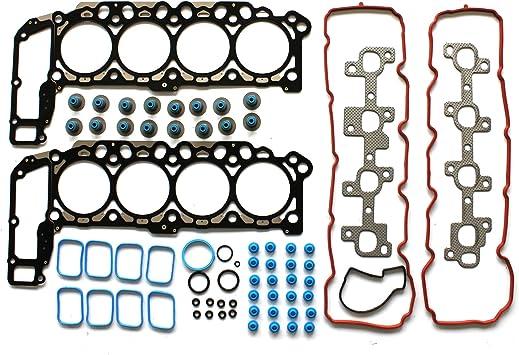 cciyu Head Gasket Kit for Ram 1500 Grand Cherokee Chrysler Aspen Dodge Dakota 2004-2007 Replacement fit for HSGM30471 Head Gaskets Set Kits