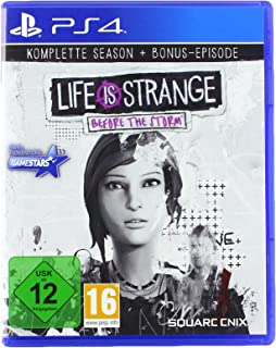 Life is Strange: Before the Storm Limited Edition - PlayStation 4 [Importación inglesa]: Amazon.es: Videojuegos